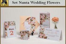 Set nunta Wedding Flower