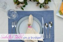 Tablescapes, Picnics, and Date Night at Home Ideas