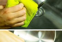 limpiar acero inoxidable