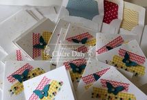Small Note Cards/Gift Cards