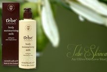 Tebe Skincare An Olive Oil Love Story / Be inspired by the creator of tebe skincare's love story with olive oil and natural skincare products. Spoil them with the gift of healthy skin this christmas.