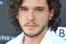 Kit Harington / by beebee