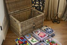 Organize: Toy Room
