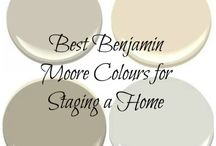 Paint Colours for Home