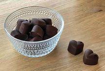 Lavkarbo / ketogene snack og godteri for diabetes