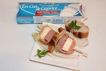 Caprice des Dieux sur Recipay.com /  Toutes les recettes de la marque Caprice des Dieux présentes sur la plateforme Recipay.com Cuisinez, Postez, Empochez!