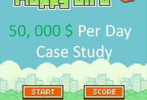 Flappy Bird 50, 000 $ Per Day Case Study