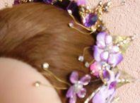 ballet hair accessories
