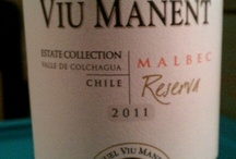 Wine / This is a collection of different wines I have tried.  It is important to remember the ones that really stand out.