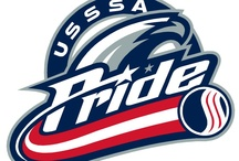 USSSA Pride / by NationalProFastpitch Softball
