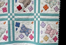 1930's  and early 1900's quilts (some 40's and 50's). / by Janeen ~