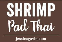 Seafood Recipes We Love! / Delicious, homemade seafood (shellfish, fish and more) we love!
