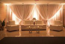 Lounge Style Wedding / by Tamesha Walker