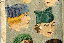 Vintage Hats / by Ivanova Tanja