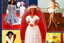 Crochet patterns for dolls / i have these books for sale on my website http://www.buggsbooks.com