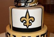 New Orleans Saints / Who Dat!?  NOLA gear, fashion, crafts and more for all those Saints Football Team Fans out there (and me!!)