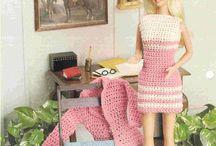 barbie crochet / by annemie