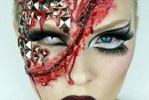 Best-Of Halloween Make-Up