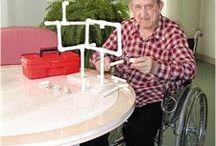 Aktiwiteite vir bejaardes