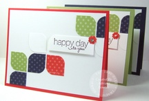 Cards: Any Occasion  / Cards that can be used for many occasions / by Chrystyna Bryndzia