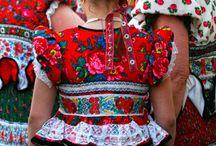 Matyó hímzés Hungary / Kézimunka