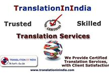 Technical Documents Translation Services / Our certified translation company has extensive experience in translating a wide range of legal / technical documents that require certification. Whether ‪#‎birth‬, ‪#‎marriage‬ ‪#‎certificate‬, pay check, bank statements, a legal contract, says a lease document, a report, or other document, we have technical expertise to perform all kinds of services certified. For More Details/ Free Quotes :: http://www.translationinindia.com