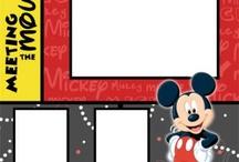 Disney Scrapbook!