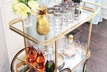 Bar cart / Cheers