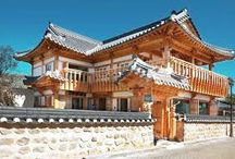 Han-ok(han house) / Korean house