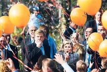 Klüngelkram goes orange!  / Oranje!!! Gefeliciteered König Willem-Alexander und Königin Maxima.  http://bit.ly/kluengelkramOrange