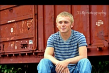 Jesse's Senior Pictures / by Whitney Moore