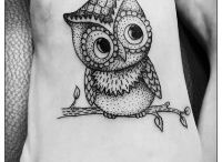 Tattoos  / by Lea Ann White-Wassell