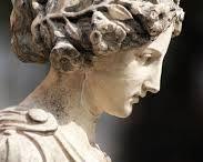 klassieke griekse beelden