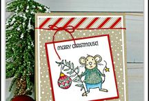 Stampin' Up! Merry Mice