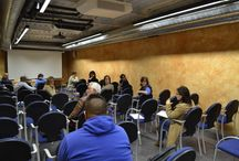 TALLERES / Recopilación de imágenes de los talleres organizados por o en colaboración con la  Biblioteca Insular.