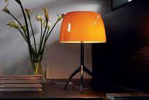 Foscarini / Het Italiaanse Foscarini heeft designlampen die absoluut niet alledaags zijn. Zo haal je in elk geval een echte eyecatcher in huis die wel wat extra aandacht verdient. Foscarini heeft lampen in alle soorten en maten. Een bekende collectie is de Lumiere.