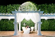 Night Time Wedding Photos