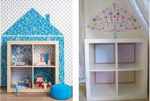 Kid's Bedrooms & Playrooms / by Little Ladybird