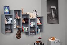 Kids room / Inspiration for interior solutions for kids rooms. Furniture from our suppliers Montana, MDF Italia