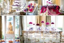 Styled Wedding Inspirations by Jamilah Photography / Styled wedding shoots to inspire future brides and wedding addicts