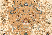 Machine made carpets