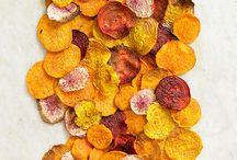 Naranja / Alimentos de color naranja