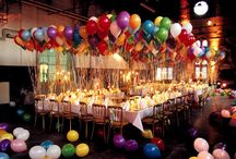 Lets Party  / Party theme and ideas / by Haly Hewitt
