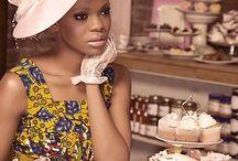 High Tea - African theme