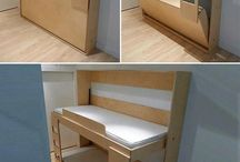 WoodHaus / Folding furniture Ideas