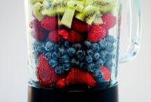 Healthy Recipes / by Amanda Jarrett