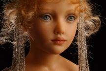 DOLLS / by Gayle Page-Robak