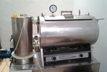 mesin vakum frying
