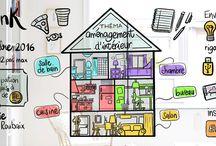 """Rigoladrink N°12 / """"Espace intérieur"""" :  habitat, logement, éco-habitat, éco-construction, aménagement, déco, bon plan récup, optimisation de l'espace, vivre dans un environnement plus sain etc."""