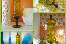 Glass - Apothecary Jars